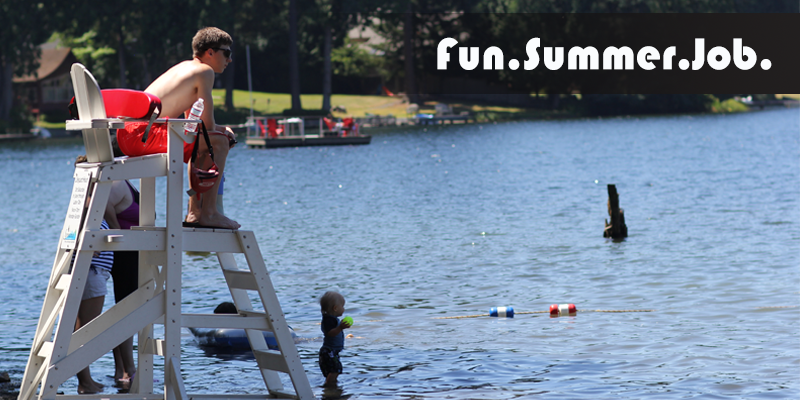 Apply to be a lifeguard with the city of Sammamish.