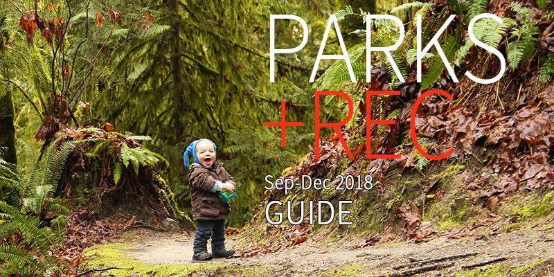 Parks and Recreation Guide - Fall